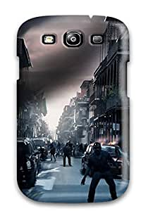 Hot 1335003K45681133 Faddish Left Dead Case Cover For Galaxy S3