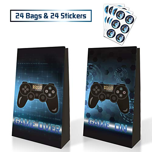 Faisichocalato Stickers Birthday Decorations Gaming product image