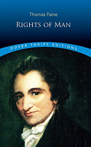 Book cover from Rights of Man (Dover Thrift Editions)by Thomas Paine