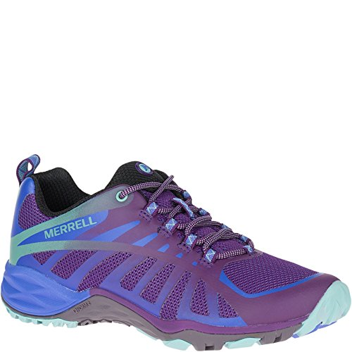 Merrell Siren Edge Q2 Women 6.5 Purple Jewel