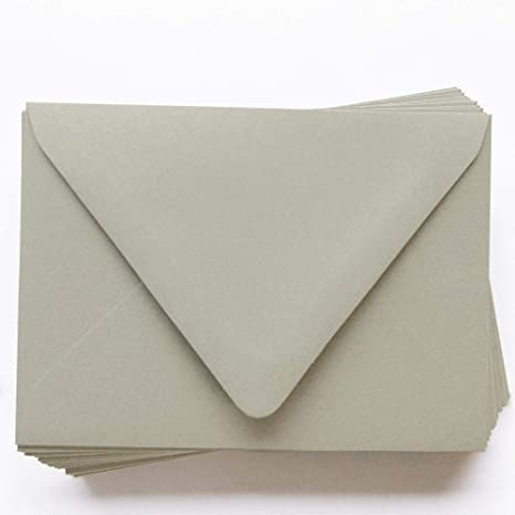 Amazon.com: Euro Flap Envelope (A1) 3 5/8 X 5 1/8 – Colores ...