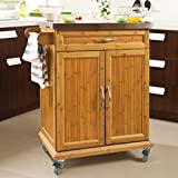 Haotian Kitchen storage trolley cart ,Kitchen trolley cart (FKW13-N-1)