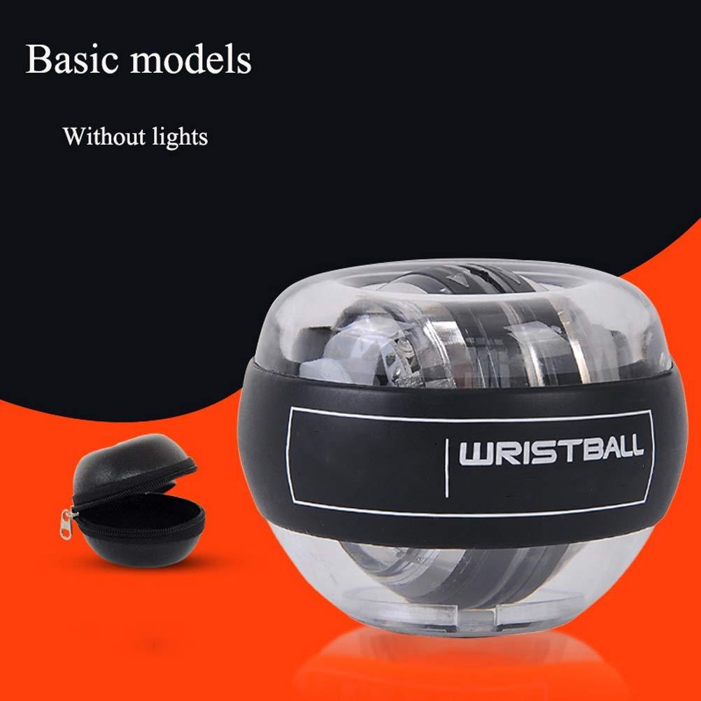 WMM - Wrist ball Supernova Models Gyroscopes - Wrist Strengthener, Grip Strengthening Gyro Ball (Color : Basic Model) by WMM - Wrist ball