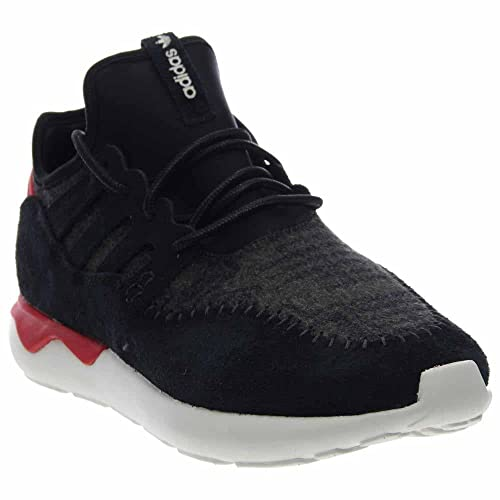 Adidas Tubular Moc Runner Negro/Tomate Negro/Tomate Negro/Tomate Blanco,  D con Nosotros 70b797