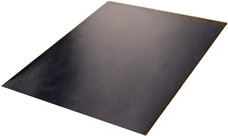 Avonstar Trading Co Protecteur de plan de travail en acier inoxydable 400//à plat Ltd inclus des pieds en caoutchouc antid/érapant