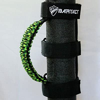 Bartact TAOGHUPBH - Grab Handles (Pair) - Black/Chameleon: Automotive
