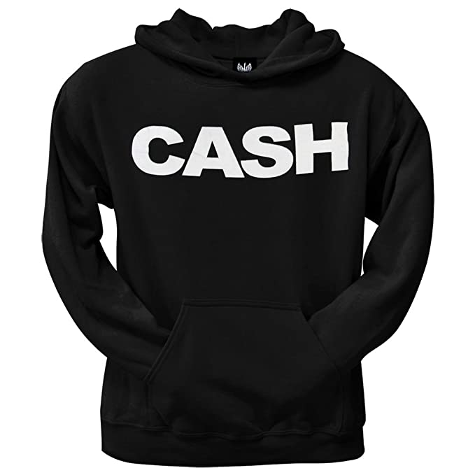 Old Glory Johnny Cash - Block Pullover Hoodie