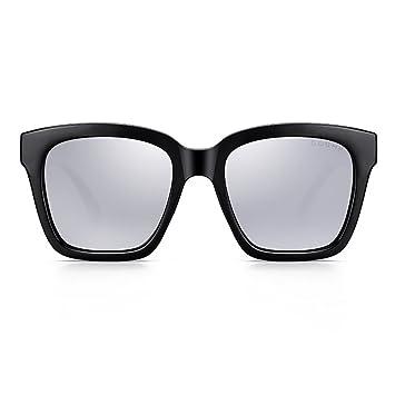 ZHIRONG Gafas de sol polarizadas para hombres y mujeres, bloqueo UV, lentes sin reflejos