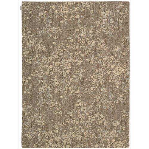 Calvin Klein Home Loom Select LS15 Rectangle Rug, 5.6-Feet by 7-1/2-Feet, ()