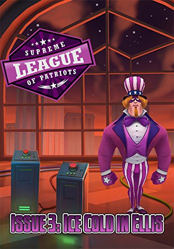 Supreme League of Patriots - Issue 3: Ice Cold in Ellis [Online Game Code]