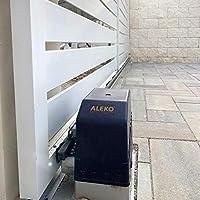 ALEKO AR1450 puerta corredera abrelatas para puertas de garaje ...