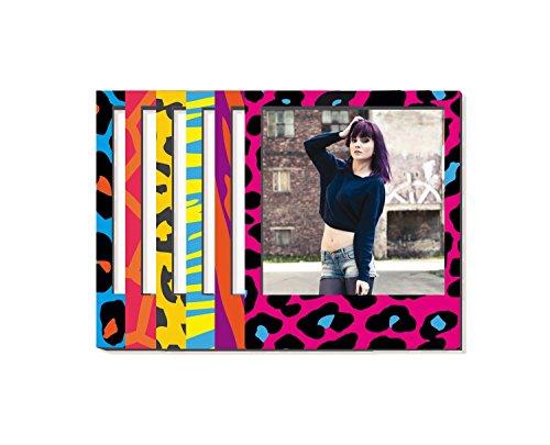 (Doiy Polaprint Pack of 6 Photo Magnet Frames (Safari))