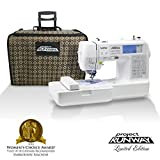 Best Computerized Sewing Machines - Brother LB6800PRW Project Runway Computerized Embroidery and Sewing Review