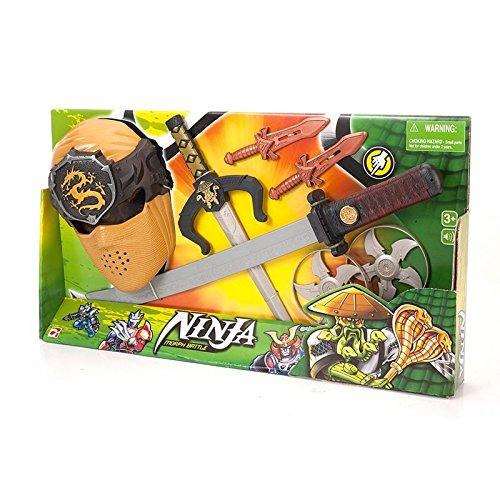 Chap Mei - Set ninja: Amazon.es: Hogar