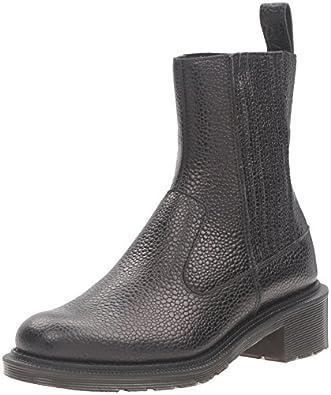 Amazon.com   Dr. Martens Women\'s Eleanore Chelsea Boot   Ankle ...