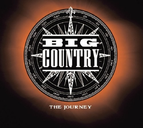 Big Country: The Journey (Audio CD)
