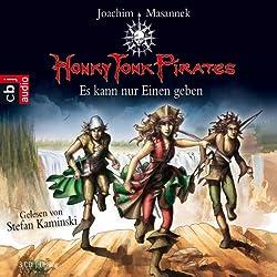 Es kann nur einen geben (Honky Tonk Pirates 4)