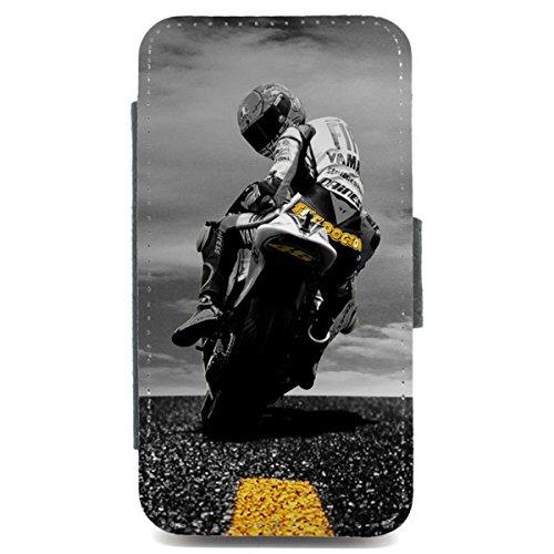 iPhone 4 case Valentino Rossi 46 Superbike Brieftasche