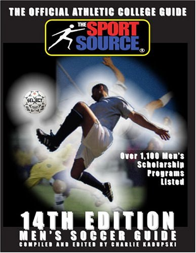Official Athletic College Guide: Men's Soccer (OFFICIAL ATHLETIC COLLEGE GUIDE SOCCER MEN)