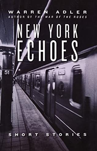 book cover of New York Echoes