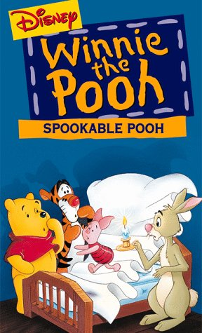 Pooh Halloween - Winnie the Pooh - Spookable Pooh [VHS]