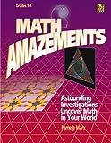 Math Amazements, Pamela Marx, 1596470712