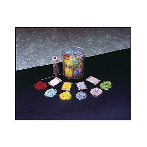 (業務用20セット) 鵜沢ネット リリアンセット 50-028 10色入 ホビー エトセトラ おもちゃ その他のおもちゃ top1-ds-1914463-ah [簡素パッケージ品] B0754DY2T6
