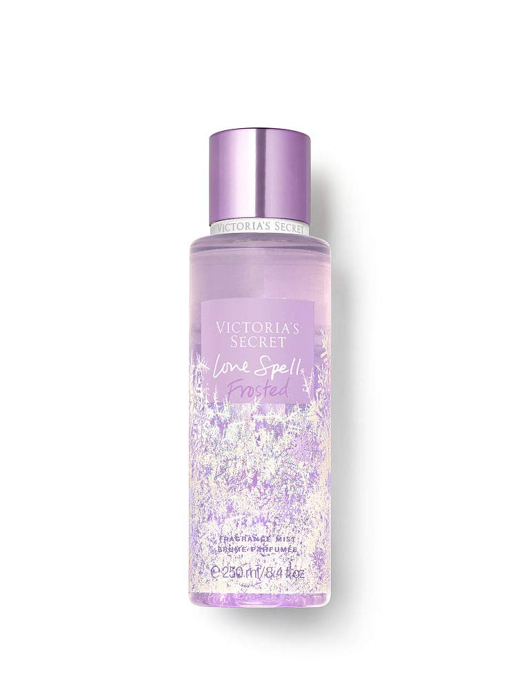 Victoria's Secret Love Spell Fragrance Mist, Love Spell Frosted, Limited Edition 2018