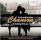 Je Me Souviens D'Une Chanson: The Golden Age of Chanson