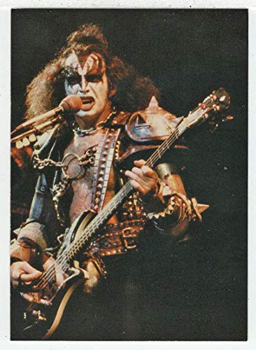 (What venue did KISS (Preview Cards) - (Trading Card) Kiss Alive - NECA 2001# 72 - Mint)