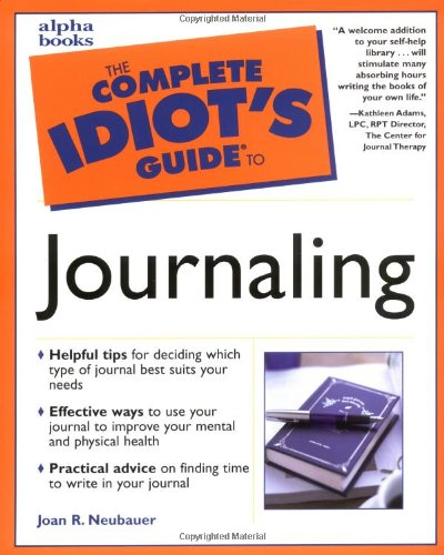 Read Online Complete Idiot's Guide to Journaling pdf epub