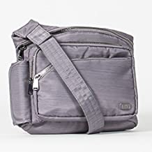 Lug Sidekick Excursion Pouch, Brushed Pearl, One Size (Model:4913)