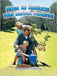 How to reduce your carbon footprint book