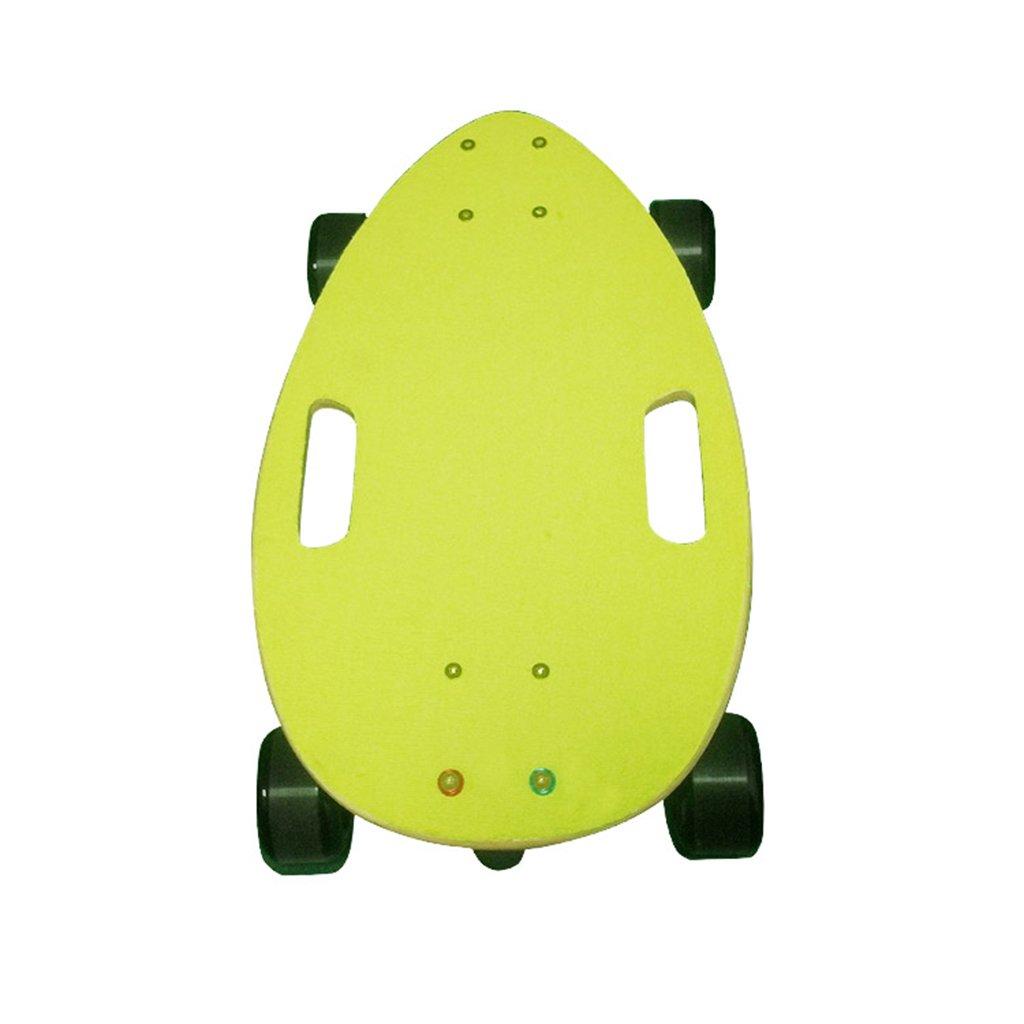 2019人気No.1の ドリフトボードフリーラインスケートフラッシュアダルトチャイルドプロスケートボーダートラベルサイレントホイールダイナミックボードストライプ B07FS41WN9 Green Green, ホビーショップてづか:054f8af5 --- a0267596.xsph.ru