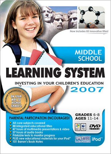 Middle School Learning System 2007 (Win/Mac) ()