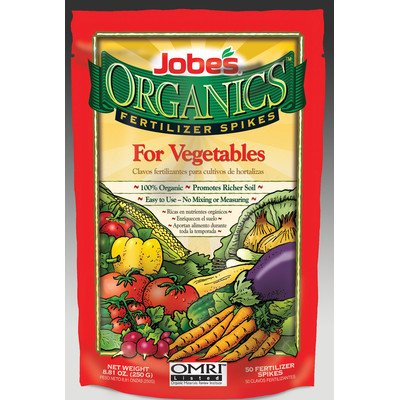 jobes-06028-organicsr-vegetable-fertilizer-spikes-2-7-4-50-pack