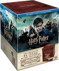 Harry Potter Wizard S Collecti [Reino Unido] [DVD]: Amazon.es: Movie, Film: Cine y Series TV