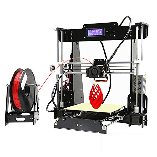 sktop Acrylic LCD Screen Printer DIY High Accuracy Self Assembly (Acrylic Multi Platform)