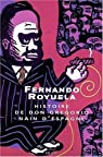 Histoire de don Gregorio, nain d'Espagne par Royuela