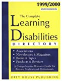 The Complete Learning Disabilities Directory, 2000, Grey House Publishing, Laura Mars, 1891482416