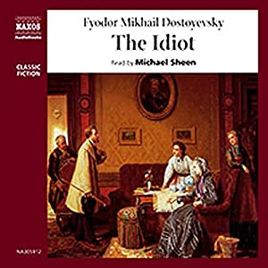 The Idiot Audiobook