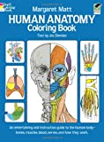 Human Anatomy Coloring Book