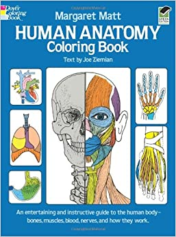 Human Anatomy Coloring Book (Dover Children's Science