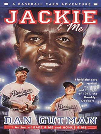 Jackie Me Baseball Card Adventures Book 2