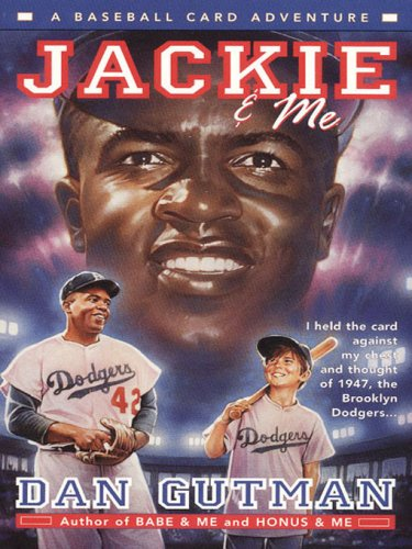 Search : Jackie & Me (Baseball Card Adventures Book 2)