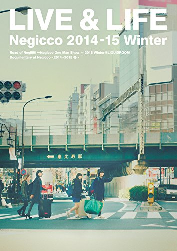 LIVE & LIFE Negicco 2014-15 Winter [DVD] B00TPACL44