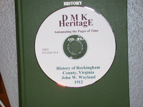 A History of Rockingham County Virginia