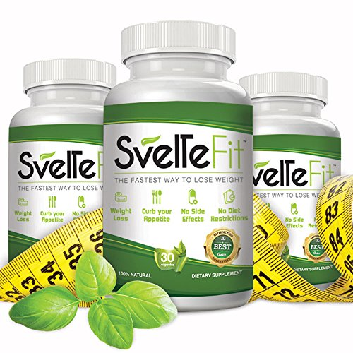 Extreme SvelteFit Appetite Suppressant Supplements product image