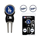 Los Angeles Dodgers Golf Divot Tool With 3 Markers