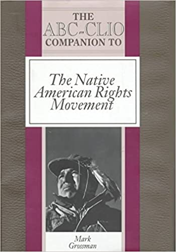 ABC-CLIO Companion to the Native American Rights Movement